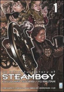 Ristorantezintonio.it Steamboy. Vol. 1 Image