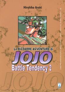 Lpgcsostenible.es Battle tendency. Le bizzarre avventure di Jojo. Vol. 5 Image
