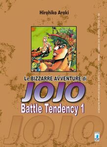 Battle tendency. Le bizzarre avventure di Jojo. Vol. 1