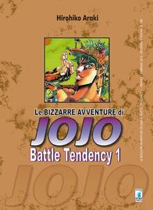 Winniearcher.com Battle tendency. Le bizzarre avventure di Jojo. Vol. 1 Image