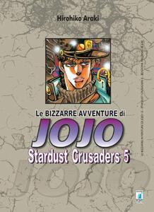 Stardust crusaders. Le bizzarre avventure di Jojo. Vol. 5