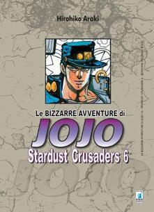 Winniearcher.com Stardust crusaders. Le bizzarre avventure di Jojo. Vol. 6 Image