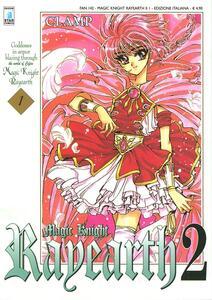 Magic knight Rayearth 2. Vol. 1