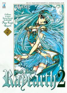 Listadelpopolo.it Magic knight Rayearth 2. Vol. 2 Image