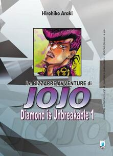 Nordestcaffeisola.it Diamond is unbreakable. Le bizzarre avventure di Jojo. Vol. 1 Image