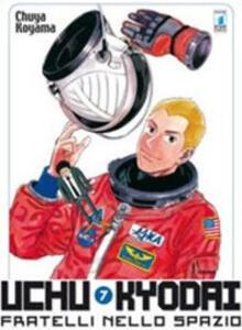 Uchu Kyodai. Fratelli nello spazio. Vol. 7