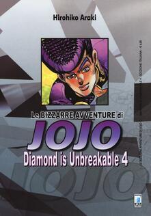 Steamcon.it Diamond is unbreakable. Le bizzarre avventure di Jojo. Vol. 4 Image