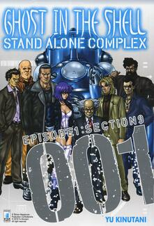Mercatinidinataletorino.it Ghost in the shell. Stand alone complex. Vol. 1 Image