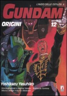 Parcoarenas.it Gundam origini. Vol. 12 Image
