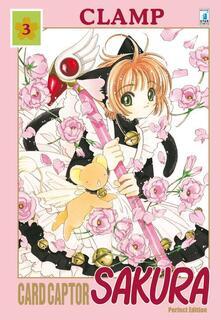 Ristorantezintonio.it Card Captor Sakura. Perfect edition. Vol. 3 Image