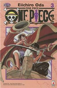 One piece. New edition. Vol. 3