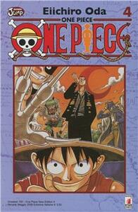 One piece. New edition. Vol. 4