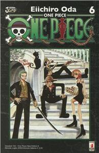 One piece. New edition. Vol. 6
