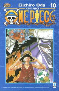 One piece. New edition. Vol. 10