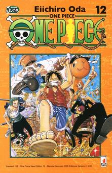 Squillogame.it One piece. New edition. Vol. 12 Image