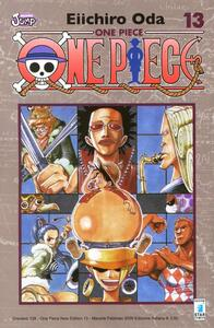 One piece. New edition. Vol. 13
