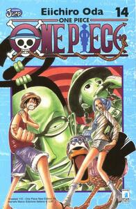 One piece. New edition. Vol. 14