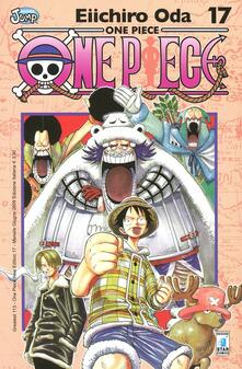 One piece. New edition. Vol. 17