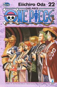One piece. New edition. Vol. 22