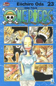 One piece. New edition. Vol. 23