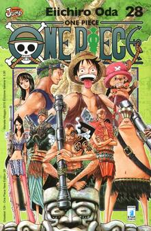 One piece. New edition. Vol. 28