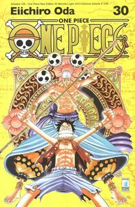 One piece. New edition. Vol. 30