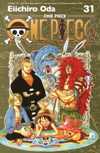 One piece. New edition. Vol. 31