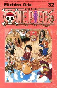 One piece. New edition. Vol. 32