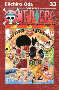 One piece. New edition. Vol. 33