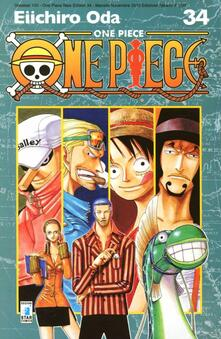 Camfeed.it One piece. New edition. Vol. 34 Image