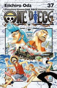 One piece. New edition. Vol. 37