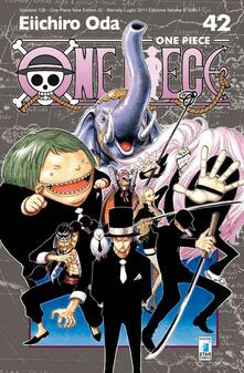 One piece. New edition. Vol. 42