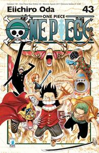 One piece. New edition. Vol. 43