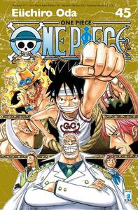 One piece. New edition. Vol. 45