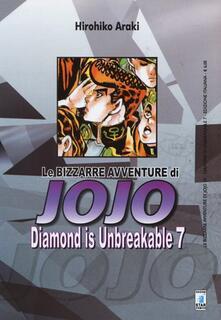 Warholgenova.it Diamond is unbreakable. Le bizzarre avventure di Jojo. Vol. 7 Image