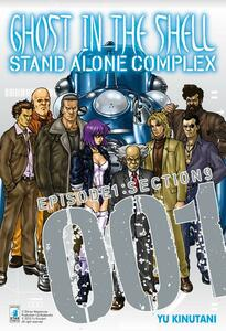 Ghost in the shell. Stand alone complex. Vol. 2