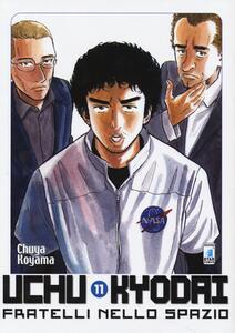 Uchu Kyodai. Fratelli nello spazio. Vol. 11