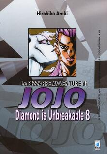 Ascotcamogli.it Diamond is unbreakable. Le bizzarre avventure di Jojo. Vol. 8 Image