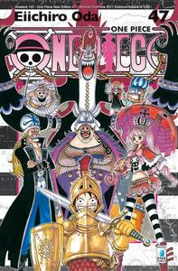 One piece. New edition. Vol. 47