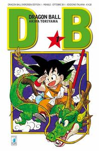Dragon Ball. Evergreen edition. Vol. 1