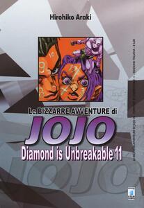 Diamond is unbreakable. Le bizzarre avventure di Jojo. Vol. 11