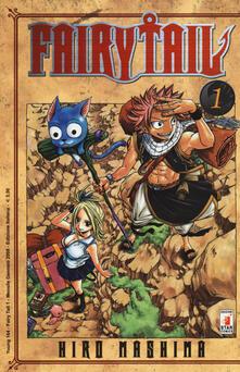 Osteriacasadimare.it Fairy Tail. Vol. 1 Image