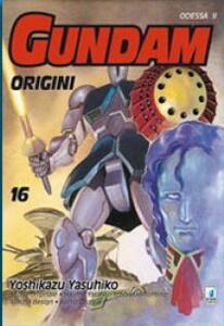 Gundam origini. Vol. 15
