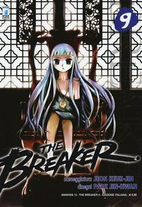 The Breaker. Ediz. illustrata. Vol. 9