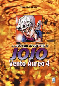 Vento aureo. Le bizzarre avventure di Jojo. Vol. 4