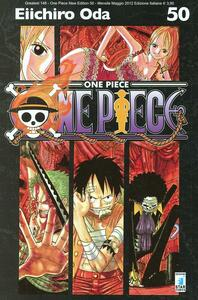 One piece. New edition. Vol. 50