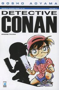 Detective Conan. Vol. 4