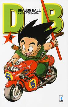 Fondazionesergioperlamusica.it Dragon Ball. Evergreen edition. Vol. 5 Image