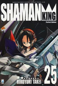 Shaman King. Perfect edition. Vol. 25