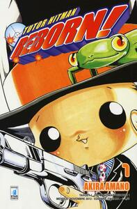 Tutor Hitman Reborn. Vol. 1